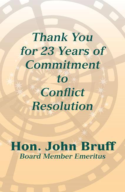 Hon. John Bruff