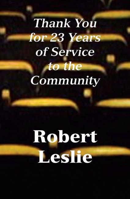 Leslie, Robert