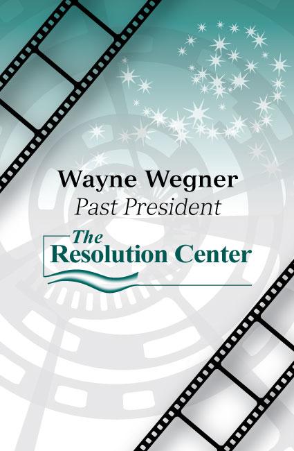 Wegner, Wayne
