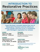 Introduction to Restorative Practices 2018