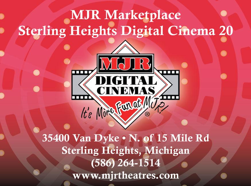 Vendor: MJR Digital Cinemas