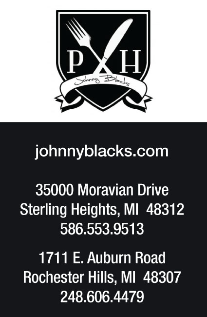 Vendor: Johnny Black's Public House