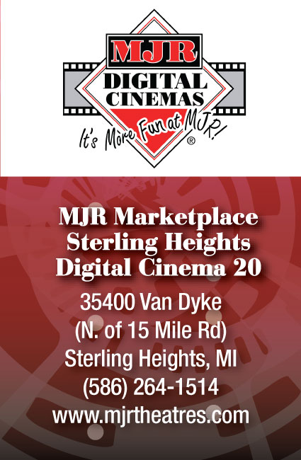 Vendor: MJR Digital Cinemas