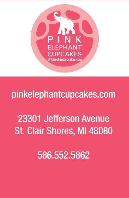 Vendor: Pink Elephant Cupcakes
