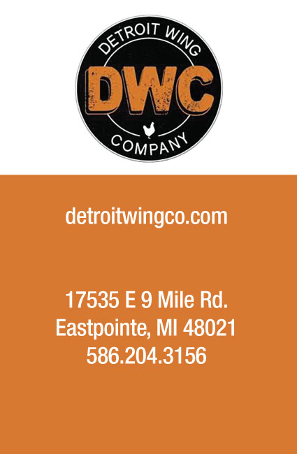 Vendor: Detroit Wing Company